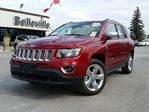 2016 Jeep Compass High Altitude-REMOTE START,SUNROOF in Belleville, Ontario