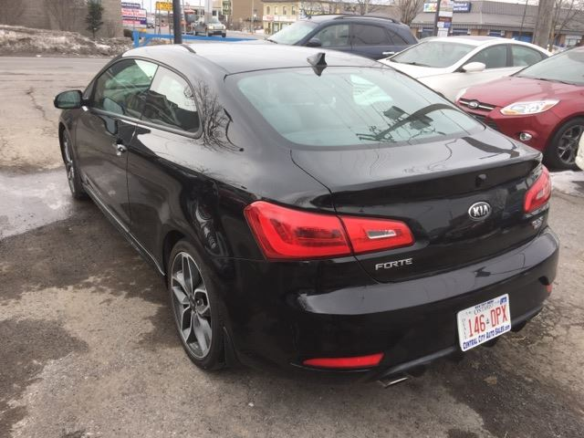 2014 kia forte koup sx luxury ottawa ontario car for sale 2720253. Black Bedroom Furniture Sets. Home Design Ideas