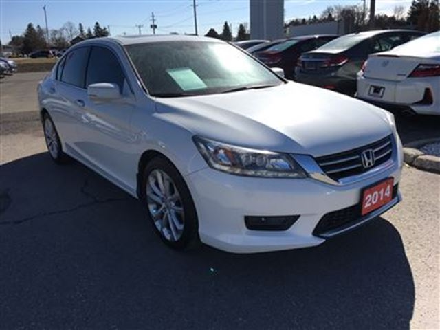 2014 honda accord touring extended warranty