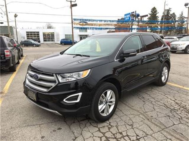 2016 Ford Edge SEL AWD in Hagersville, Ontario