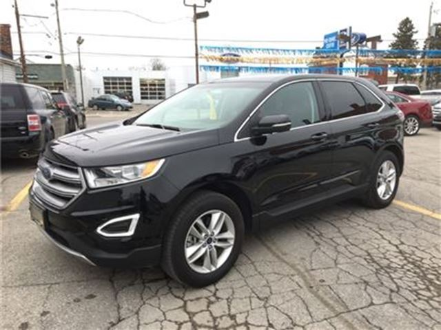 2016 ford edge sel awd hagersville ontario used car for sale 2720488. Black Bedroom Furniture Sets. Home Design Ideas