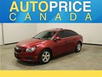 2014 Chevrolet Cruze 2LT MOONROOF LEATHER ALLOYS in Mississauga, Ontario