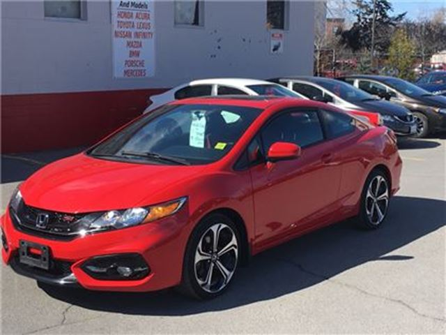 2015 honda civic si ottawa ontario used car for sale. Black Bedroom Furniture Sets. Home Design Ideas