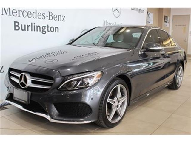 2015 mercedes benz c class c300 4matic sedan burlington for 2015 mercedes benz c300 4matic