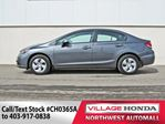 2013 Honda Civic LX in Calgary, Alberta