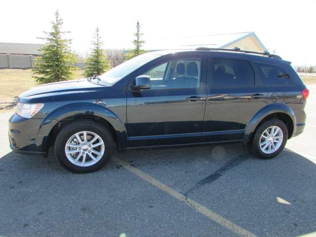 2013 DODGE JOURNEY Crew SXT in Medicine Hat, Alberta