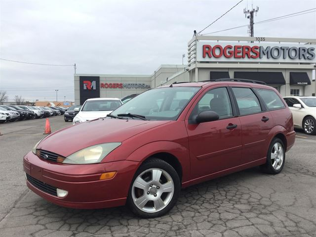2003 Ford Focus ZTW - SUNROOF - HTD SEATS in Oakville, Ontario