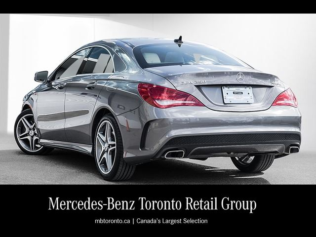 2014 mercedes benz cla250 4matic coupe markham ontario for 2014 mercedes benz cla250 4matic coupe