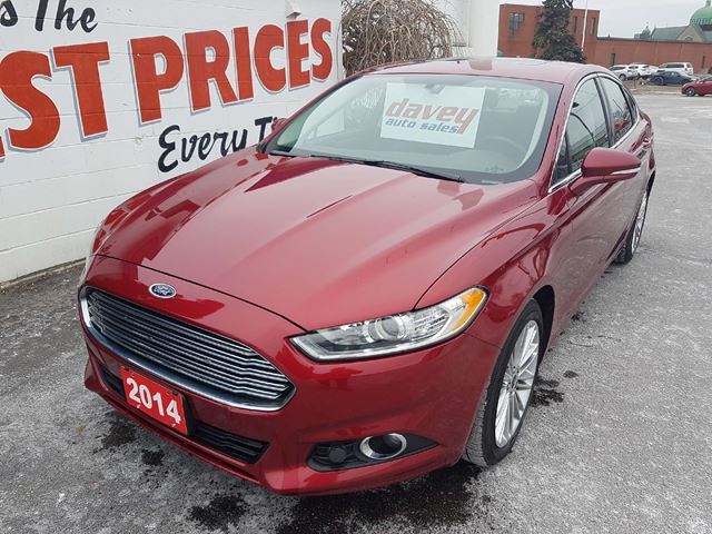 2014 ford fusion se all wheel drive navigation leather interior oshawa ontario used car for. Black Bedroom Furniture Sets. Home Design Ideas