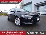 2015 Chrysler 200 LX W/ POWER WINDOWS/LOCKS & A/C in Surrey, British Columbia