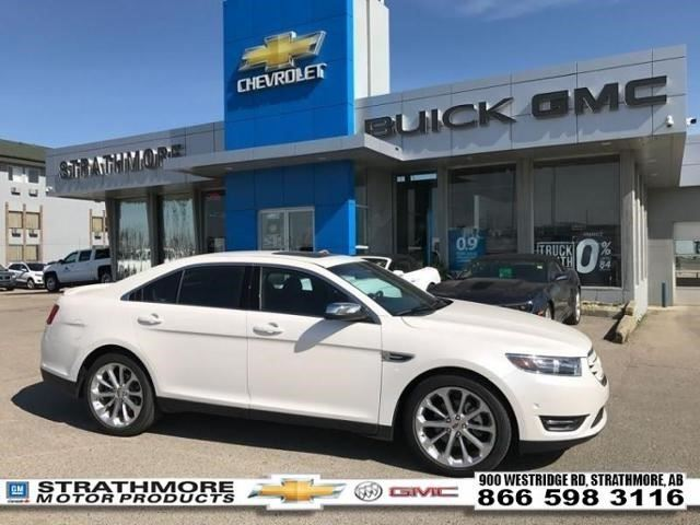 2016 FORD TAURUS Limited in Strathmore, Alberta