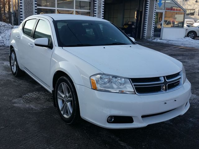 2014 dodge avenger sxt toronto ontario car for sale 2720653. Cars Review. Best American Auto & Cars Review