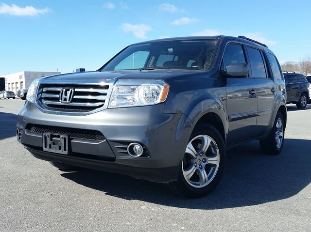 2013 honda pilot ex l belleville ontario used car for sale 2720674. Black Bedroom Furniture Sets. Home Design Ideas