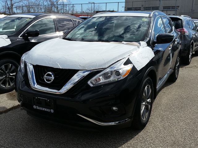 2017 nissan murano sv toronto ontario car for sale 2720638. Black Bedroom Furniture Sets. Home Design Ideas