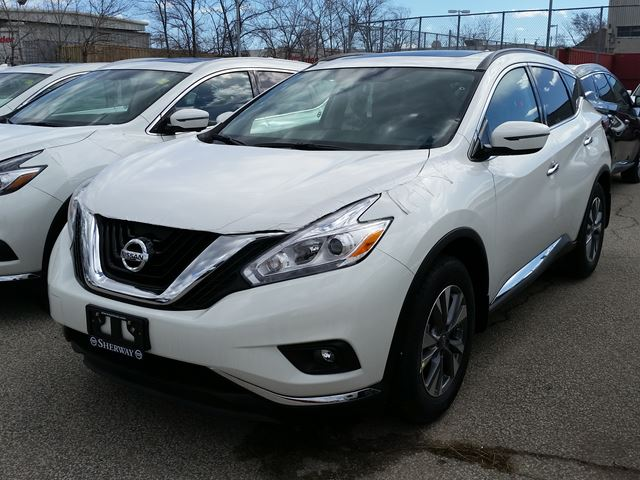 2017 nissan murano sv toronto ontario car for sale 2720641. Black Bedroom Furniture Sets. Home Design Ideas