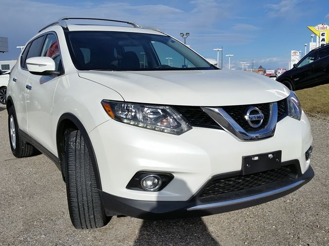 2015 nissan rogue sv awd w pwr group pan roof heated seats rear cam cambridge ontario used. Black Bedroom Furniture Sets. Home Design Ideas