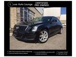 2014 Cadillac ATS RWD - SUNROOF, HEATED LEATHER SEATS, BOSE AUDIO, BLUETOOTH, POWER SEATS, LOADED!! in Orleans, Ontario