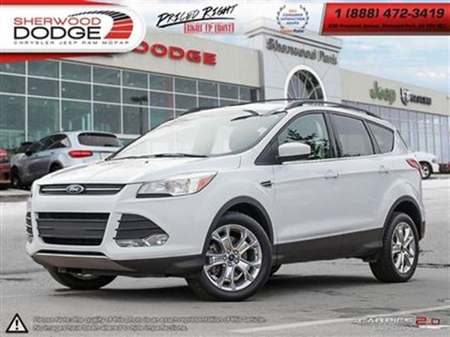 2013 Ford Escape Se Heated Seats Bluetooth Sherwood Park