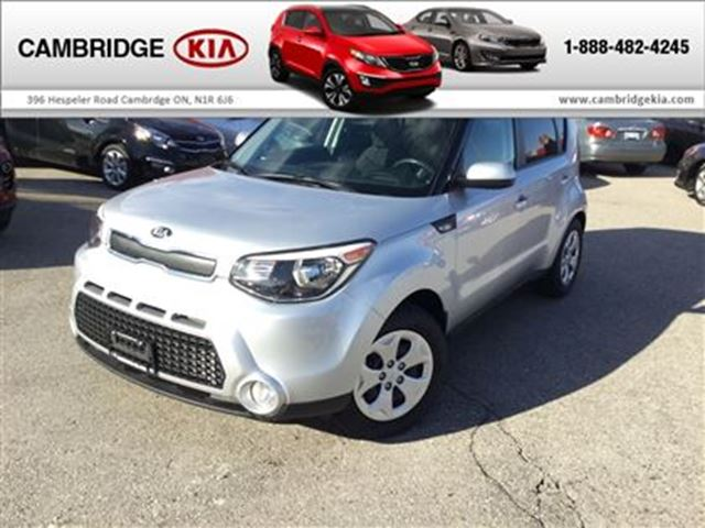 2014 Kia Soul Lx Auto Power Group Ac Cambridge