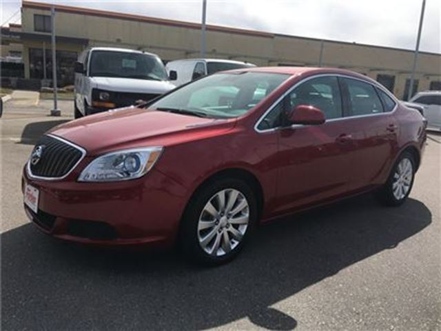 2016 buick verano cx waterloo ontario used car for sale 2721847. Black Bedroom Furniture Sets. Home Design Ideas
