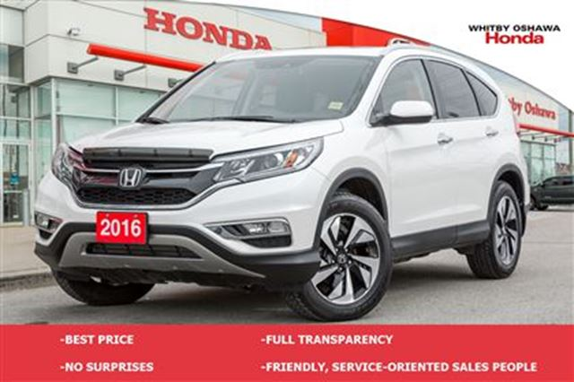 2016 honda cr v touring whitby ontario used car for sale 2721025. Black Bedroom Furniture Sets. Home Design Ideas