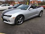 2014 Chevrolet Camaro 2LT, Automatic, Leather, Convertible, Only 18, 000 in Burlington, Ontario