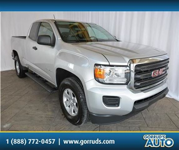 2015 GMC Canyon EXTENDED CAB, BACK-UP CAMERA, SIDE STEP