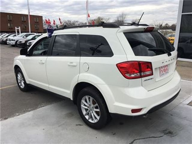 used 2013 dodge journey sxt crew burlington. Black Bedroom Furniture Sets. Home Design Ideas