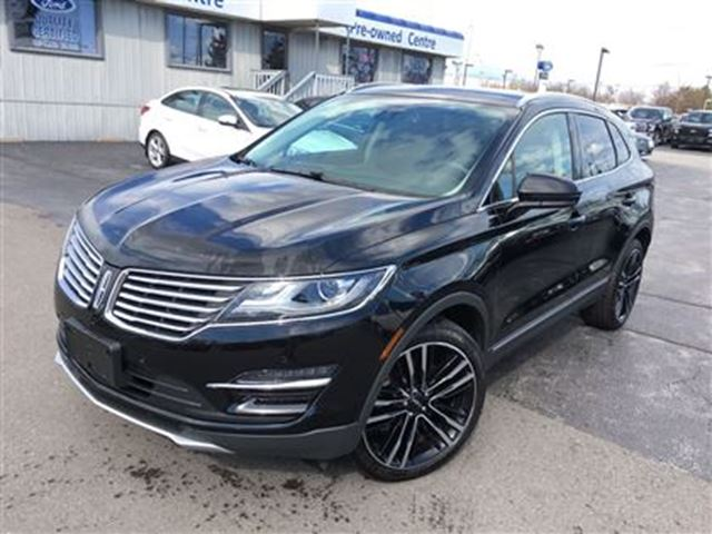 2017 lincoln mkc reserve awd burlington ontario used car for sale 2721938. Black Bedroom Furniture Sets. Home Design Ideas
