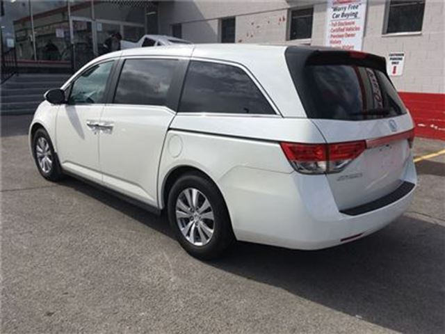 2015 honda odyssey ex ottawa ontario used car for sale 2722269. Black Bedroom Furniture Sets. Home Design Ideas