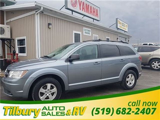 2009 DODGE JOURNEY SE - CERTIFIED, PREOWNED in Tilbury, Ontario