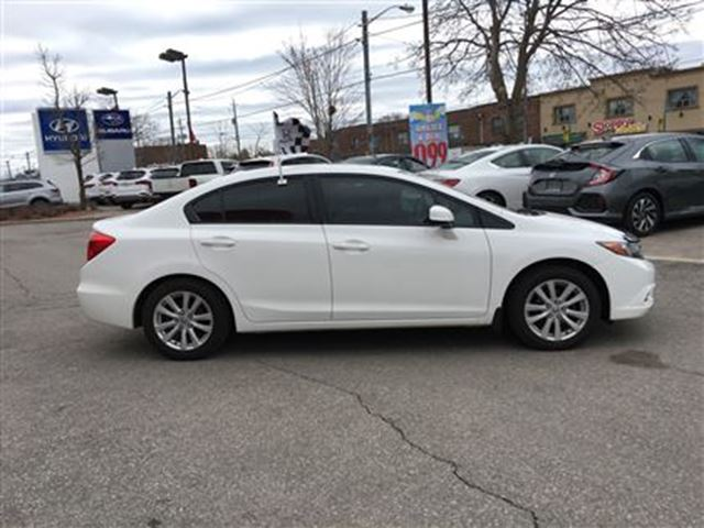 2012 Honda Civic Sedan Ex L Navi At Toronto Ontario