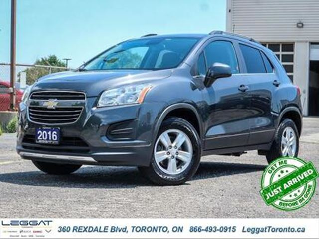 2016 Chevrolet Trax LT, AWD, Sunroof and more... in Rexdale, Ontario