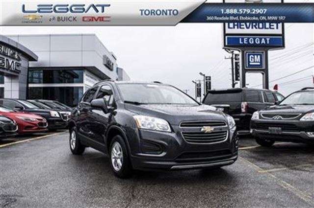 2016 Chevrolet Trax LT, 4 TO CHOOSE FROM.. in Rexdale, Ontario