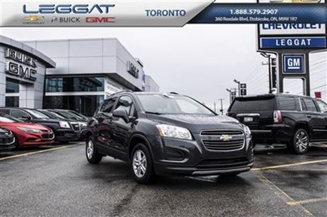 2016 Chevrolet Trax LT, AWD, Remote Starter in Rexdale, Ontario
