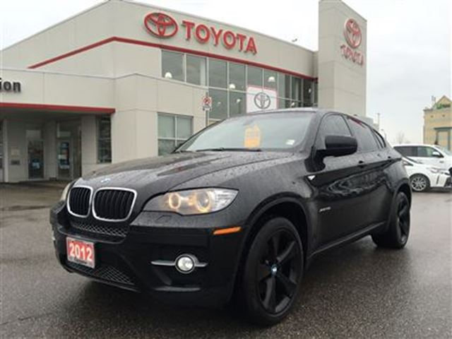 2012 BMW X6 35i Clean AWD Finance Available! in Bowmanville, Ontario