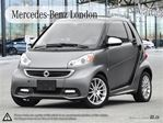 2013 Smart Fortwo passion cab Cabriolet! in London, Ontario