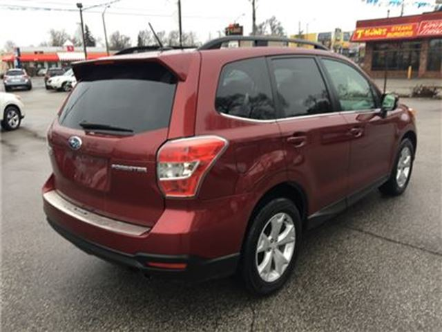 2014 subaru forester limited pkg from 1 9 financing available p scarborough ontario. Black Bedroom Furniture Sets. Home Design Ideas