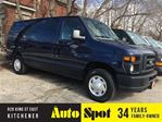 2011 Ford Econoline XLT/8PSGR/LOW,LOW KMS! in Kitchener, Ontario