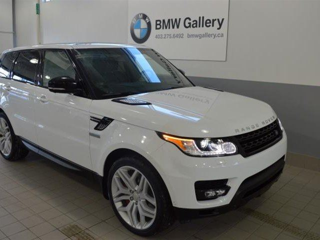 2014 LAND ROVER RANGE ROVER Sport V8 Supercharged Autobiography Dynamic (2) in Calgary, Alberta