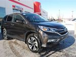 2015 Honda CR-V Touring *No Accidents, Local, One Owner* in Airdrie, Alberta