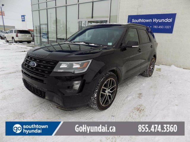 2016 ford explorer leather sunroof nav edmonton alberta car for sale 2728165. Black Bedroom Furniture Sets. Home Design Ideas