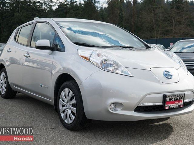 2013 nissan leaf sv port moody british columbia used car for sale 2720735. Black Bedroom Furniture Sets. Home Design Ideas