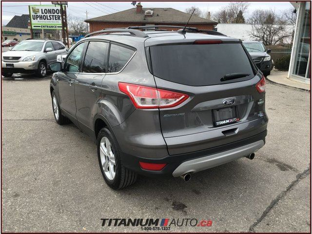 2013 Ford Escape Power Lift Gate Microsoft Sync Heated Seats Ecoboo