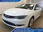 2015 Chrysler 200 Limited- V6, Heated Seats and wheel! Remote Start, in Lethbridge, Alberta
