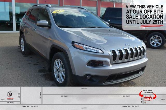 2014 JEEP CHEROKEE NORTH, LOW KM'S, GREAT CONDITION in Bonnyville, Alberta