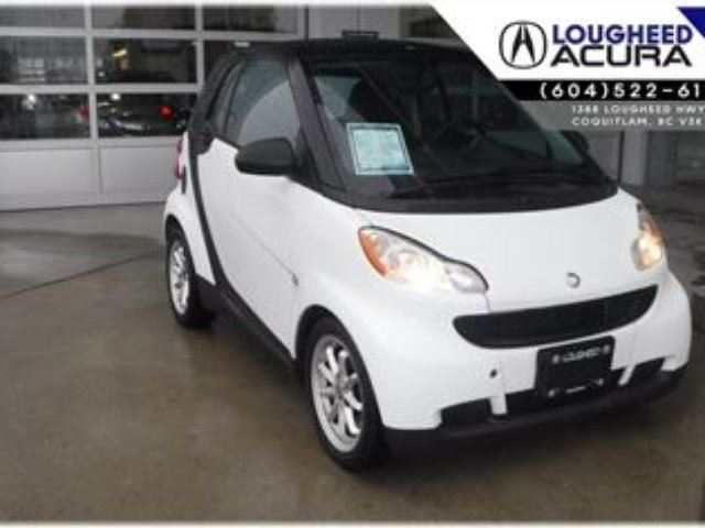 2008 SMART FORTWO Pulse *Sunroof* in Coquitlam, British Columbia
