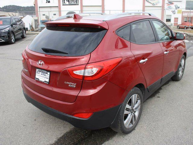 2015 hyundai tucson limited 4dr all wheel drive kelowna. Black Bedroom Furniture Sets. Home Design Ideas
