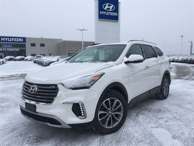 2017 hyundai santa fe premium bowmanville ontario car for Hyundai motor finance payoff