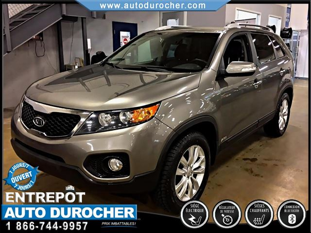 2011 kia sorento ex automatique awd tout n quipn laval quebec used car for sale 2721262. Black Bedroom Furniture Sets. Home Design Ideas